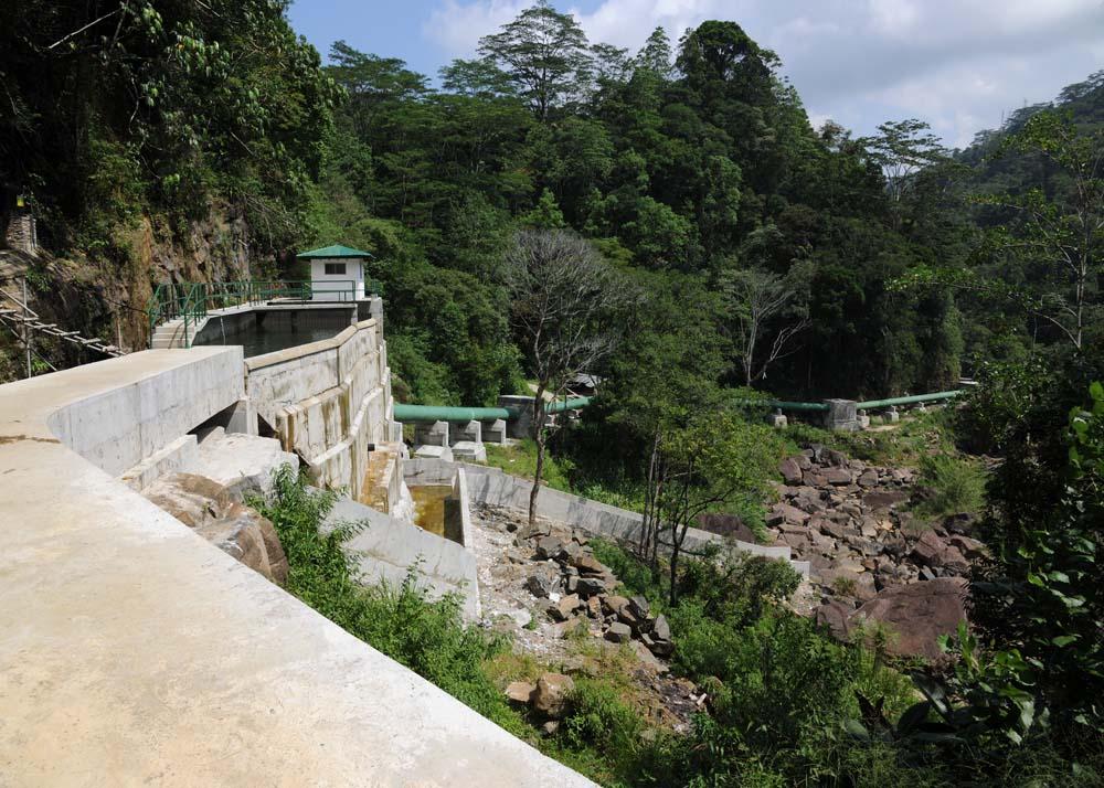 Kiriwaneliya Mini Hydro Power Plant - Projects - Vallibel ...